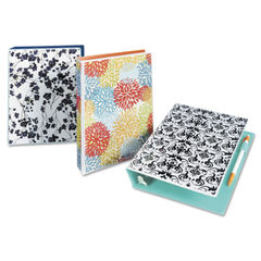 Avery® Durable Mini Size Non-View Fashion Binder with Round Rings Thumbnail