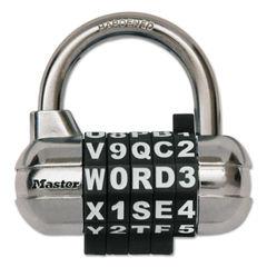 Master Lock® Password Plus™ Combination Lock Thumbnail