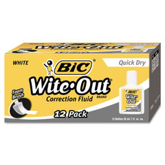 BIC® Wite-Out® Brand Quick Dry Correction Fluid Thumbnail
