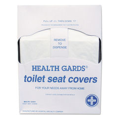HOSPECO® Health Gards® Quarter-Fold Toilet Seat Covers Thumbnail
