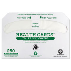 HOSPECO® Health Gards® Green Seal Recycled Toilet Seat Covers Thumbnail