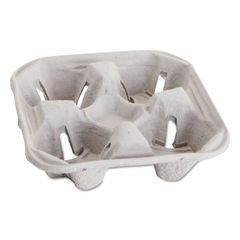 Barnes Paper Company Carryout Cup Trays Thumbnail