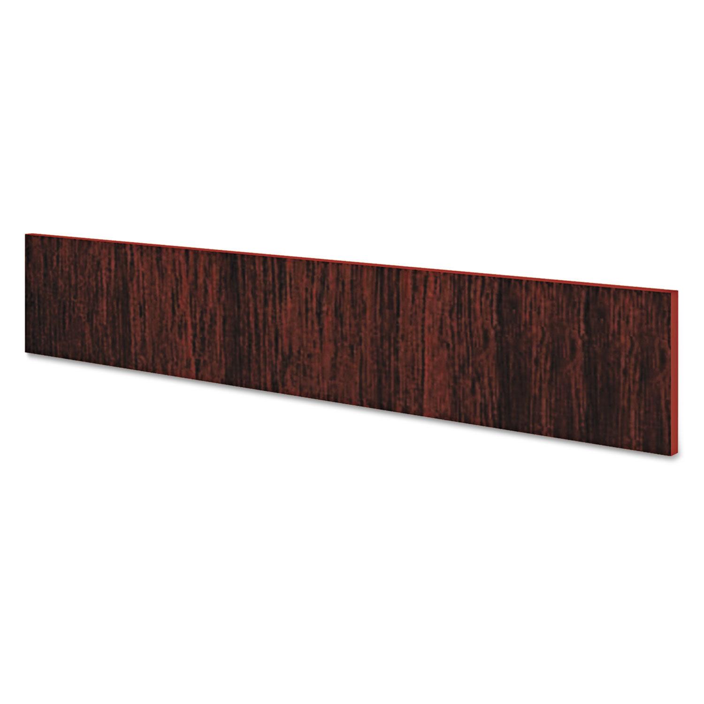 HON Preside Conference Table Panel Base Mahogany 28 X 27 3//4