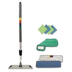 Boardwalk® Microfiber Cleaning Kit Thumbnail