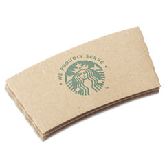 Starbucks® Cup Sleeves Thumbnail