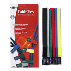Belkin® Multicolored Cable Ties Thumbnail