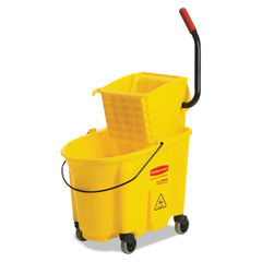 AbilityOne® SKILCRAFT® Combination Wet Mop Bucket and Wringer Thumbnail