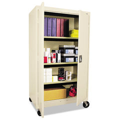 Alera® Assembled Mobile Storage Cabinet Thumbnail