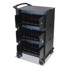 Ergotron® Tablet Management Cart with ISI Thumbnail