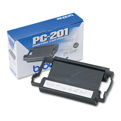 Brother PC201 Thermal Transfer Print Cartridge Thumbnail