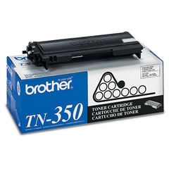 Brother TN350 Toner Cartridge Thumbnail