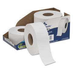 Georgia Pacific® Professional White Jumbo Bathroom Tissue Thumbnail