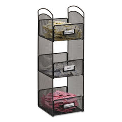 Safco® Onyx™ Breakroom Organizers Thumbnail