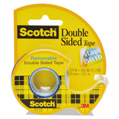 Scotch® Double-Sided Removable Tape in Handheld Dispenser Thumbnail