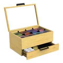 Mind Reader Tea Condiment and Accessory Organizer Thumbnail