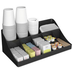 Mind Reader 11-Compartment Coffee Condiment Organizer Thumbnail