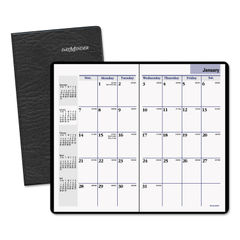 AT-A-GLANCE® DayMinder® Pocket-Sized Monthly Planner Thumbnail