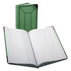 Boorum & Pease® Journal with Green and Red Cover Thumbnail