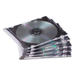 Fellowes® Slim Jewel Cases Thumbnail
