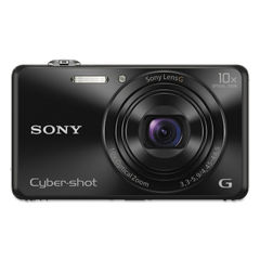 Sony® Compact Point and Shoot Digital Still Camera Thumbnail