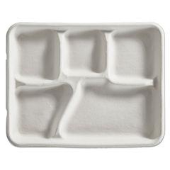 Chinet® Savaday® Molded Fiber Food Trays Thumbnail