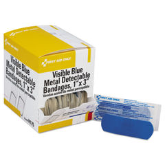 First Aid Only™ Metal Detectable Woven Adhesive Bandages Thumbnail
