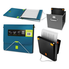 Samsill® TRIO 3-in-1 Binder Organizer Thumbnail