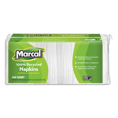 Marcal® 100% Recycled Luncheon Napkins Thumbnail