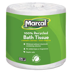 Marcal® 100% Premium Recycled Bathroom Tissue Thumbnail