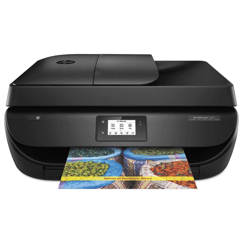 HP ENVY 4520 Wireless All in One Inkjet Printer Copier Scanner