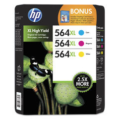 HP 564 Series Ink and Paper Value Pack Thumbnail