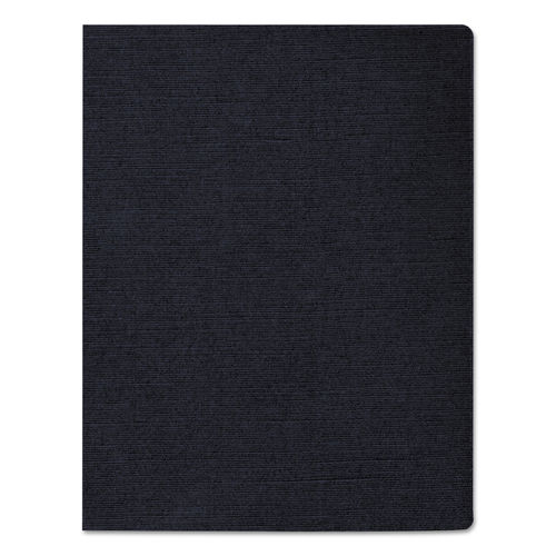 Navy Fellowes Linen Texture Binding System Covers 11-1//4 x 8-3//4 PK 200//Pack