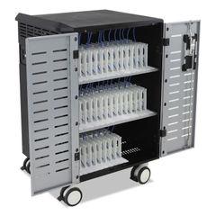 Ergotron® Zip40 Charging and Management Cart Thumbnail