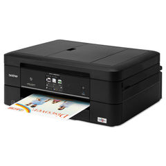 Brother Work Smart™ MFC-J880DW Compact and Easy-to-Connect Color Inkjet All-in-One Thumbnail