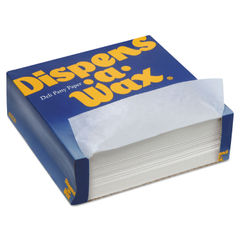 Dixie® Dispens-A-Wax® Waxed Deli Patty Paper Thumbnail