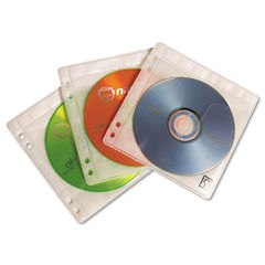 Case Logic® ProSleeve® II CD/DVD Sleeves Thumbnail