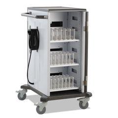 Ergotron® YES20 Charging Cart for Mini-Laptops Thumbnail