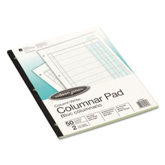Wilson Jones® Column Write® Side Bound Columnar Pad Thumbnail