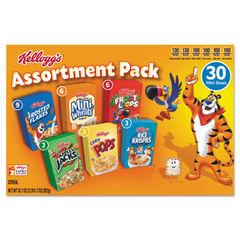 Kellogg's® Breakfast Cereal Mini Boxes Thumbnail