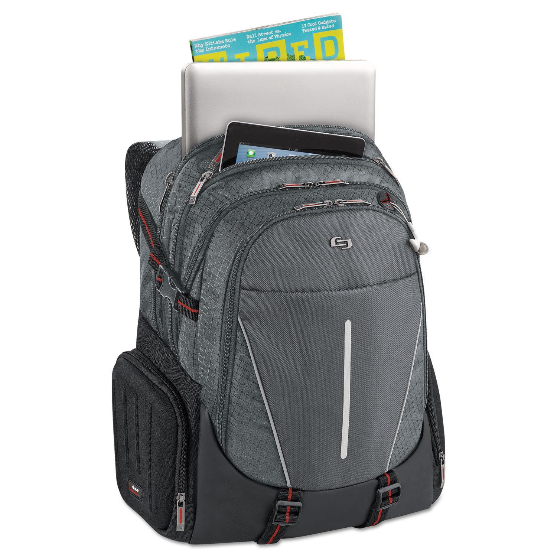 0da9c9e7c9 Active Laptop Backpack by Solo USLACV7004