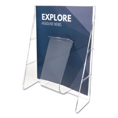 deflecto® Stand-Tall® Literature Holder Thumbnail