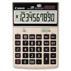 Canon® HS-1000TG One-Color 10-Digit Desktop Calculator Thumbnail