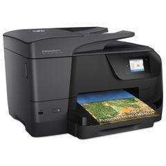 HP Officejet Pro 8710 All-in-One Inkjet Printer Thumbnail