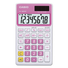 Casio® SL-300SVCPK Handheld Calculator Thumbnail