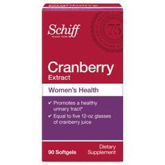 Schiff® Cranberry Extract Softgel Thumbnail