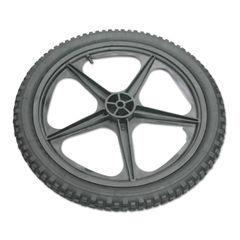 Rubbermaid® Commercial Wheel for 5642, 5642-61 Big Wheel® Cart Thumbnail