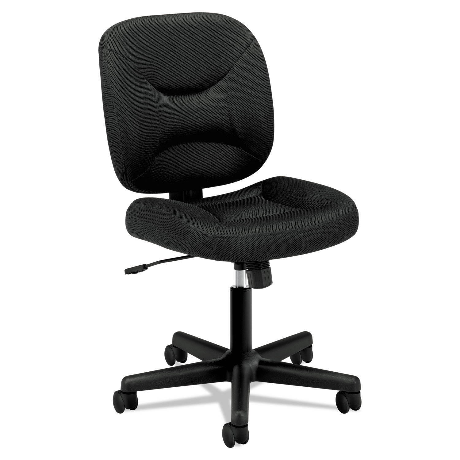 Prime Vl210 Low Back Task Chair Supports Up To 250 Lbs Black Seat Black Back Black Base Dailytribune Chair Design For Home Dailytribuneorg