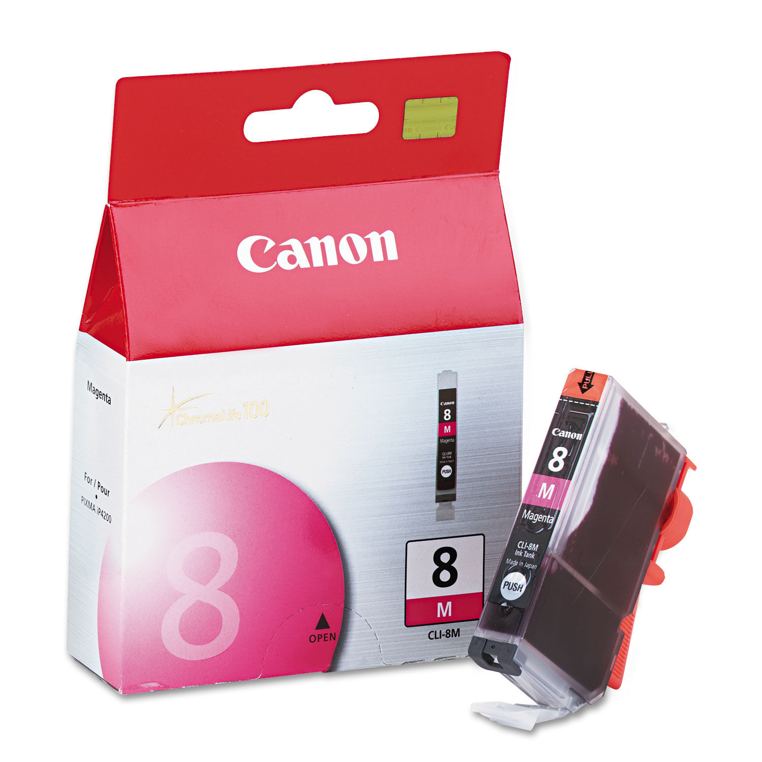 5-Pack Photo Magenta Ink Cartridge for Canon PIXMA Pro9000 Mark II Printer