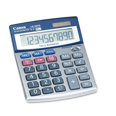 Canon® LS-100TS Portable Business Calculator Thumbnail