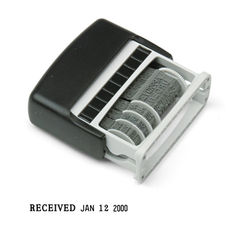 COSCO 2000PLUS® Self-Inking Micro Message Dater Thumbnail